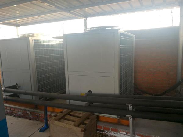 凌海展望生物有限公司 400平厂房供暖项目